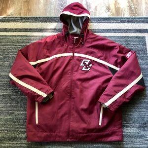 Reebok Boston College Eagles jacket XL